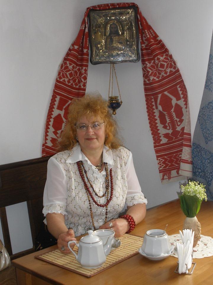 """В кафе \""""Сумка\"""", травень 2010"""