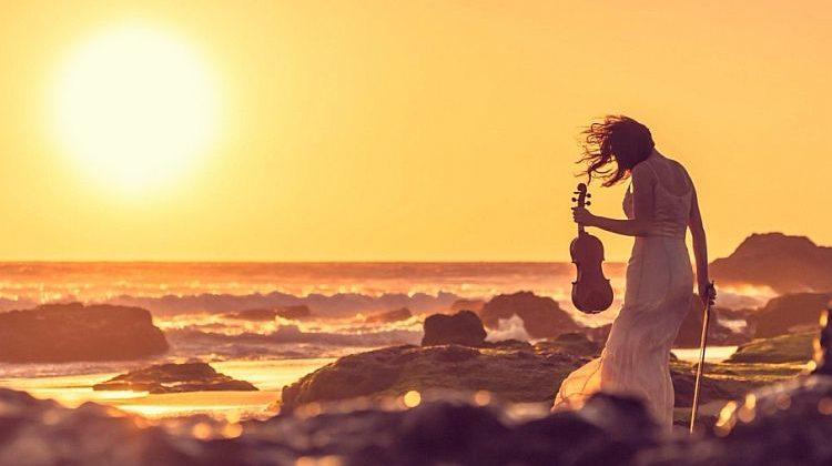 Скрипка сонця