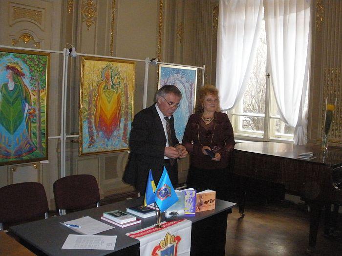 Вручення премії ім. Олександра Олеся