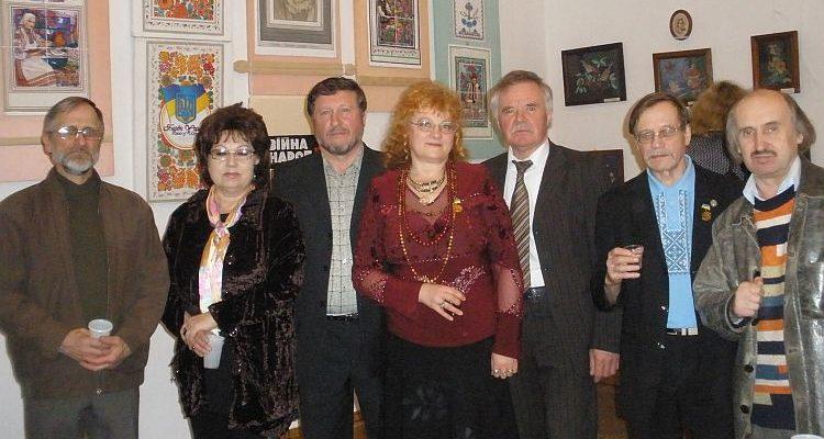 Людмила Ромен - лауреат премії ім. Олександра Олеся.