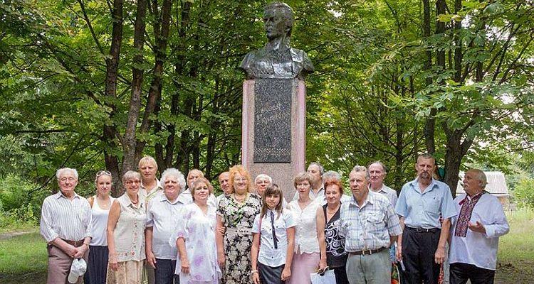 Пам'ятник Лісі Українки