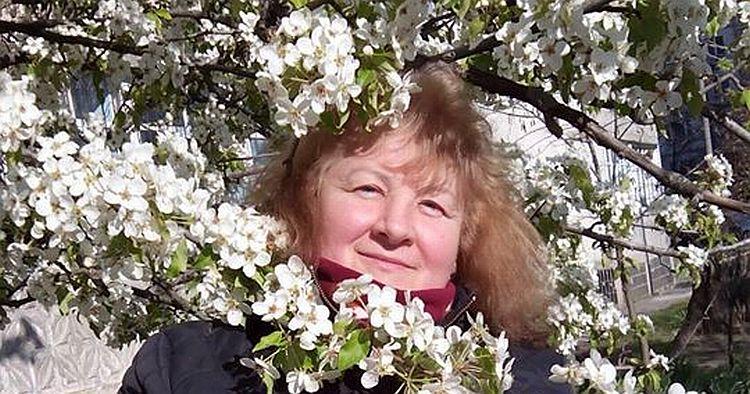 Людмила Ромен, квітень 2020