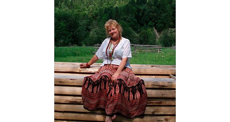 Людмила Ромен фото